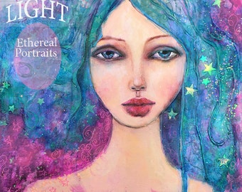 Into the Light - Ethereal Portraits, Online Art Workshop with Suzi Blu