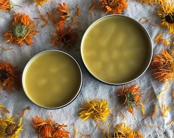 4oz Miracle Healing Salve - All natural, homegrown, hand-foraged and handmade!