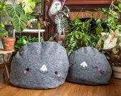 Boulder Buddy bean bag floor cushions - set of two
