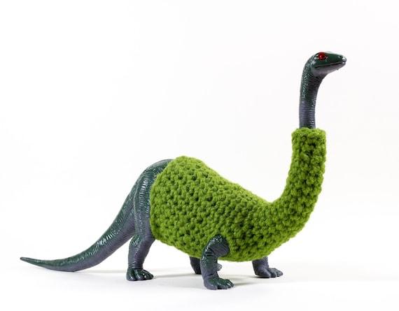 Brontosaurus in a Sweater