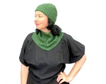 Celestia Cowl PDF Knitting Pattern Download