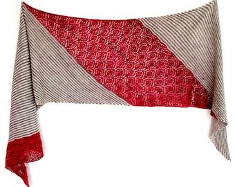 Lilli Pilli PDF Knitting Pattern Download In English, French, Italian, Czech and German