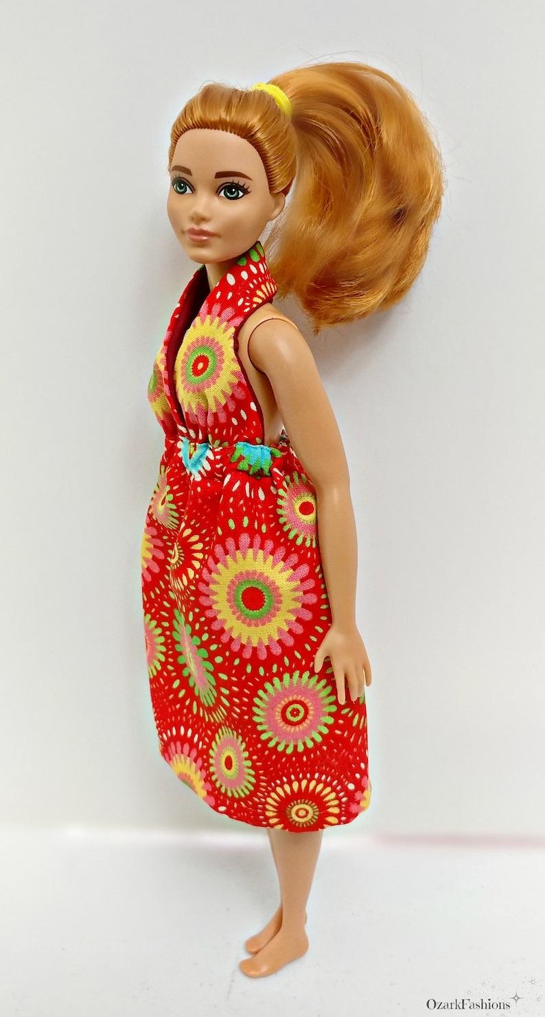 Kurvige Barbie