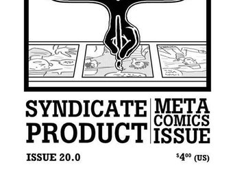 Syndicate Product 20 / The Meta-Comics Issue
