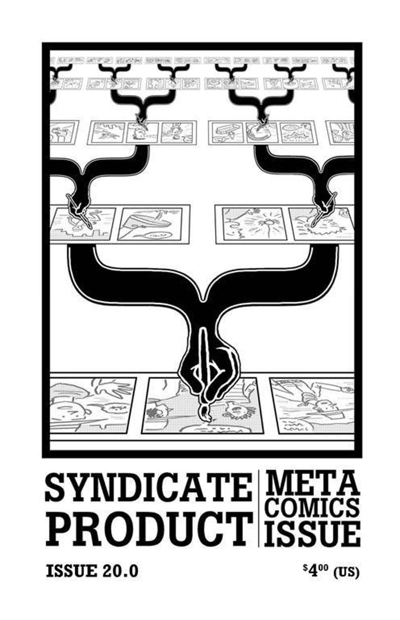 Syndicate Product 20 / The Meta-Comics Issue image 0