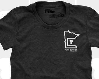 Play Outside Minnesota - Women Shirt