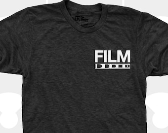 Men's Shoot FILM Tshirt