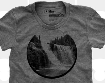 Waterfall TShirt - Women