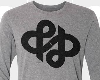 Ampersand - Unisex Long Sleeve Shirt