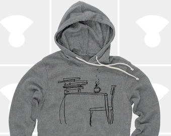 Sunday Morning - Pullover Hoodie (Unisex)