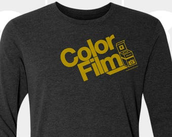 Color Film - Unisex Long Sleeve Shirt