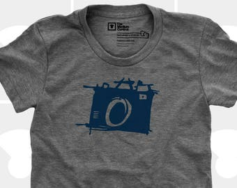 Sketch Camera - Women's Shirt