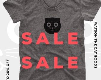 Watson the Cat - Women's Shirt