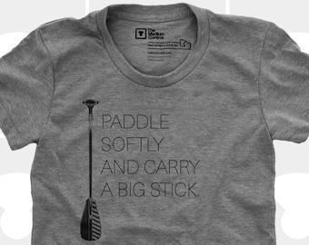 Women's T-Shirt - Paddle Softly