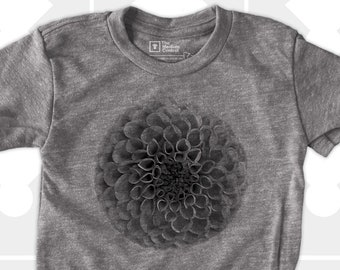 Dahlia TShirt for Boys or Girls