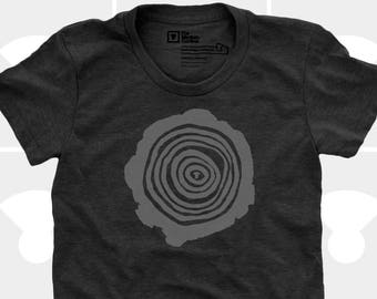 Tree Rings - Women Shirt