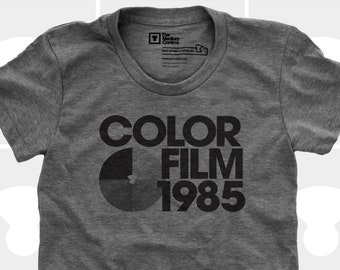 Women's T-Shirt - Color Film 1985