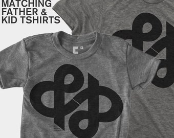 Matching Dad and Me Shirts - Ampersand