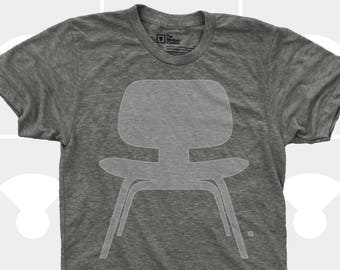 Men's TShirt Eames Plywood Chair (Men)
