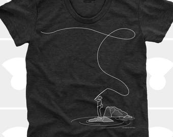 Fly Fishing - Women's Shirt