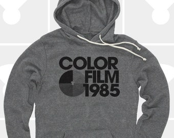 Pullover Hoodie - Color Film 1985