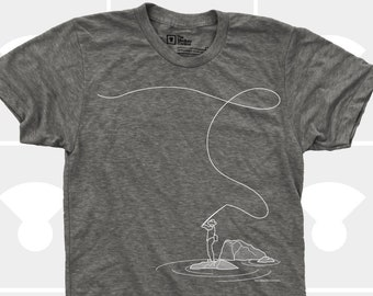 Fly Fishing, Fly Fishing Gifts for Men, Fly Fishing T-Shirt, Fishing T-Shirt