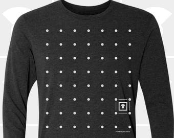 Dots - Unisex Long Sleeve Shirt