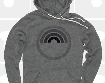 Pullover Hoodie - Unity Rainbow - Unisex Sweatshirt