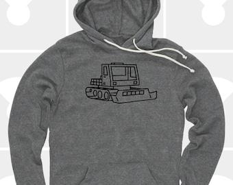 Unisex Snowcat Pullover Sweatshirt