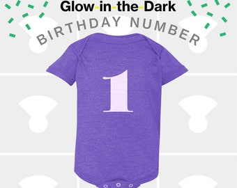1st Birthday Shirt - Unisex Baby Onesie