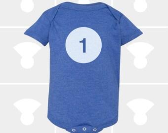 1st Birthday Shirt - Boys & Girls Unisex