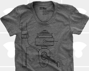 Fishing Reel - Women's T Shirt