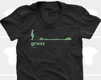 Grass - Women's Shirt