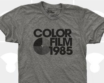 Men's T-Shirt - Color Film 1985