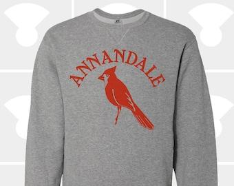 Annandale Cardinals Hometown - Crewneck Sweatshirt