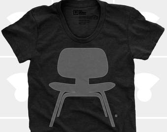 Eames Plywood Chair - Women's Shirt