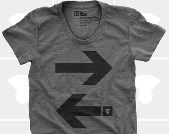 Travel Arrows - Women's Shirt
