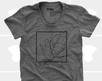 Abstract - Women's Shirt