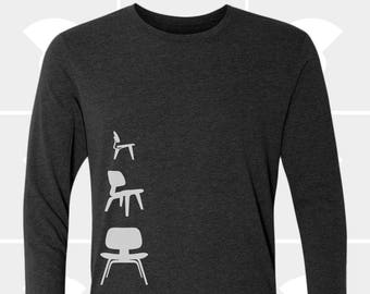 Eames 1946 - Unisex Long Sleeve Shirt