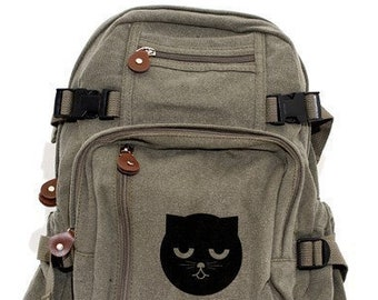 Sleepy Watson the Cat - Backpack
