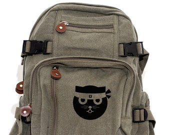 Kung Fu Watson the Cat - Backpack