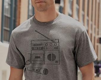 Men's T-Shirt - Boombox