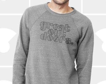 Great Outdoors - Unisex Crewneck Sweatshirt