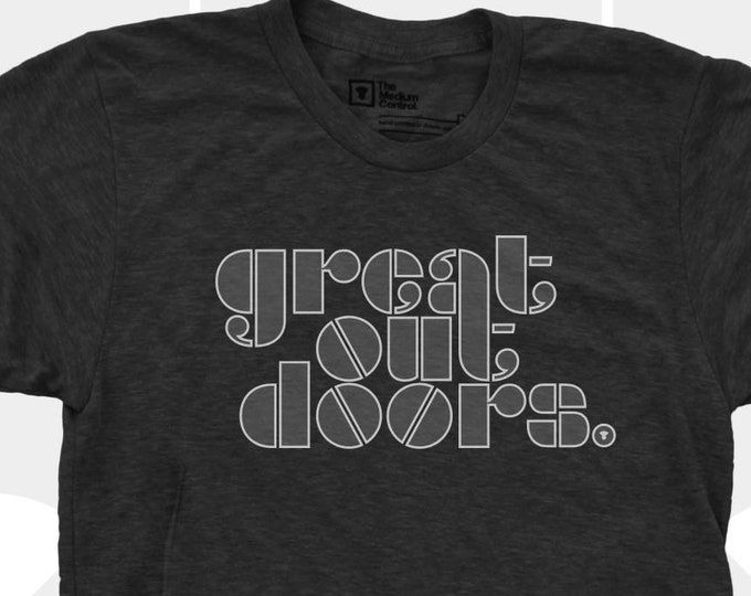 Featured listing image: Great Outdoors - Mens Shirt