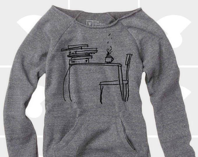 Featured listing image: Sunday Morning - Women's Slouchy Sweatshirt