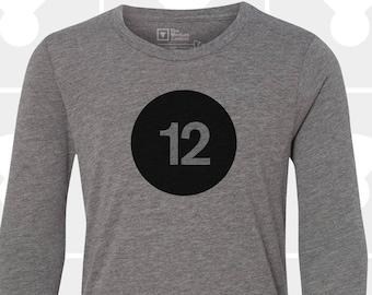 12th Birthday - Long Sleeve Shirt