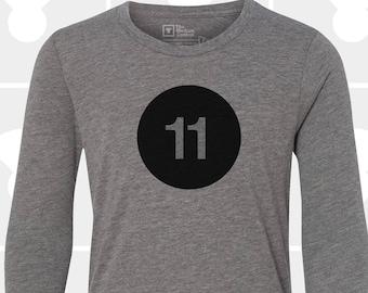 11th Birthday - Long Sleeve Shirt