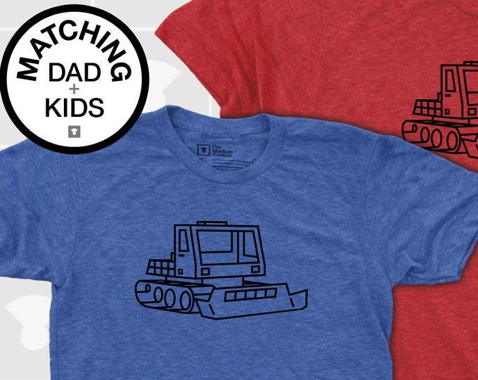 Matching Dad >