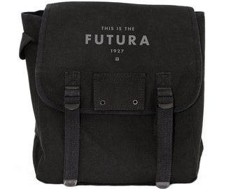Futura - Basic Canvas Backpack