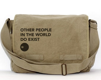 Other People - Messenger Bag